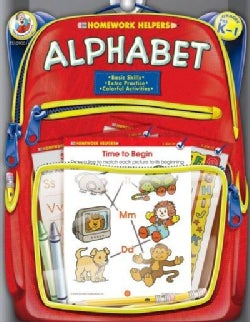 Homework Helpers Alphabet Grades Prek - 1 (Paperback)