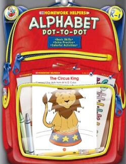Alphabet Dot-to-dot (Paperback)