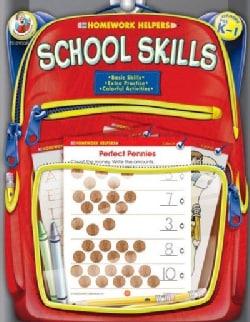 Homework Helpers School Skills Grades Prek - 1 (Paperback)
