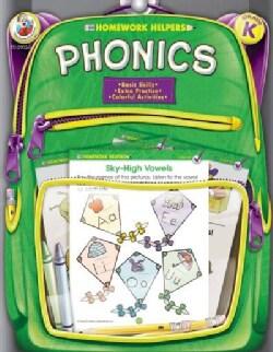 Homework Helpers Phonics Grade K (Paperback)