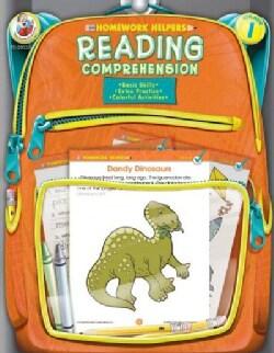 Homework Helpers Reading Comprehension Grade 1 (Paperback)