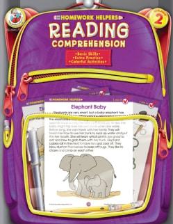 Homework Helpers Reading Comprehension Grade 2 (Paperback)