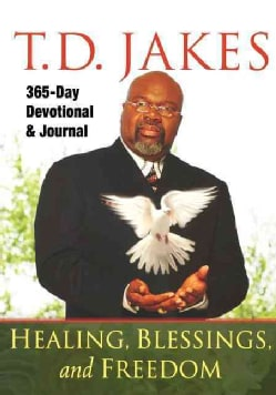 Healing, Blessings, and Freedom: 365-day Devotional & Journal (Paperback)