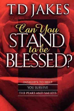 Can You Stand to Be Blessed (Paperback)