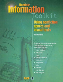 Dominie Information Toolkit: Using non-fiction genres and visual Texts, Book A (Paperback)