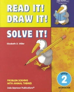 Read It! Draw It! Solve It!: Grade 2 (Paperback)