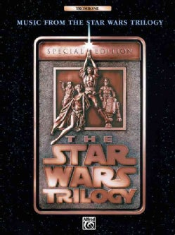Music from the Star Wars Trilogy: Trombone Edition (Paperback)