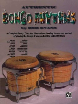 Authentic Bongo Rhythms (Paperback)