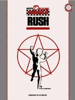 More Drum Techniques of Rush: Drum Transcriptions (Paperback)