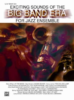 Exciting Sounds of the Big Band Era (Paperback)