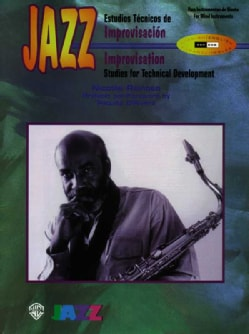 Jazz Estudios Tecnicos De Improvisacion / Jazz Improvisation, Studies for Technical Development (Paperback)