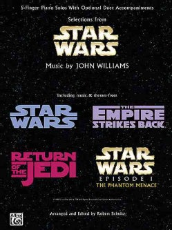Selections from Star Wars (Paperback)