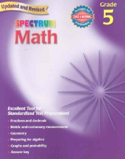Math: Grade 5 (Paperback)