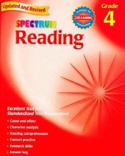 Spectrum Reading, Grade 4 (Paperback)