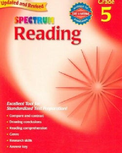 Reading: Grade 5 (Paperback)