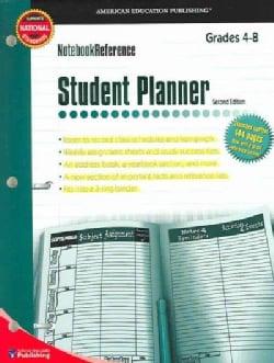 Student Planner: Grades 4 - 8 (Paperback)