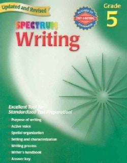 Spectrum Writing, Grade 5 (Paperback)