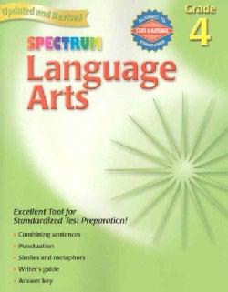 Language Arts: Grade 4 (Paperback)