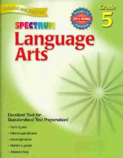 Language Arts: Grade 5 (Paperback)
