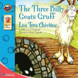 Los Tres Chivitos/ the Three Billy Goats Gruff (Paperback)