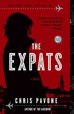 The Expats (Paperback)