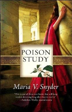 Poison Study (Paperback)
