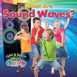 What Are Sound Waves? (Paperback)