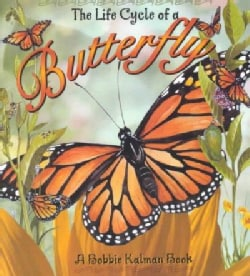 The Life Cycle of a Butterfly (Paperback)