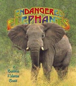 Endangered Elephants (Paperback)