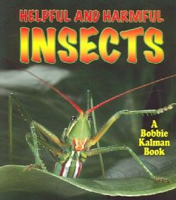 Helpful and Harmful Insects (Paperback)