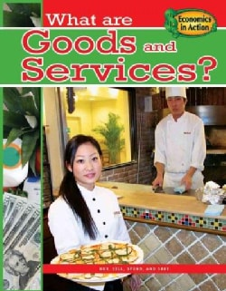 What Are Goods and Services? (Paperback)