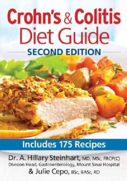 Crohn's & Colitis Diet Guide: Includes 175 Recipes (Paperback)
