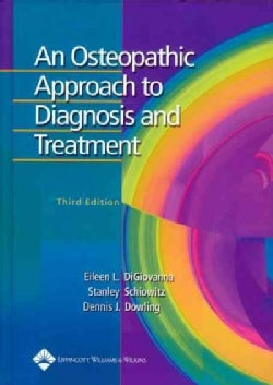 An Osteopathic Approach to Diagnosis and Treatment (Hardcover)