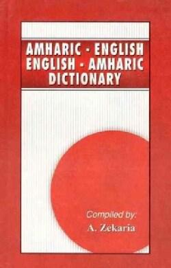 Dictionary Amharic-English English-Amharic (Hardcover)