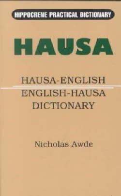 Hausa-English English-Hausa Dictionary (Paperback)