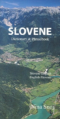 Slovene Dictionary & Phrasebook: Slovene-English / English-Slovene (Paperback)