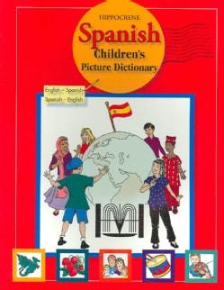 Hippocrene Spanish Children's Picture Dictionary (Paperback)