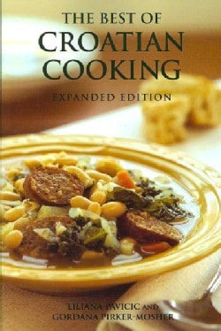 The Best of Croatian Cooking (Paperback)
