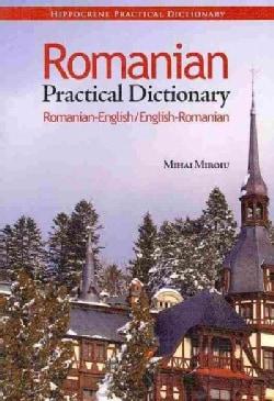 Romanian-English/English-Romanian Practical Dictionary (Paperback)