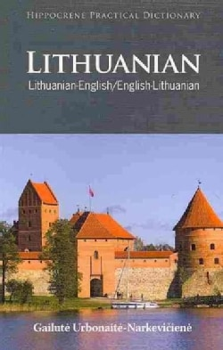 Lithuanian Practical Dictionary (Paperback)