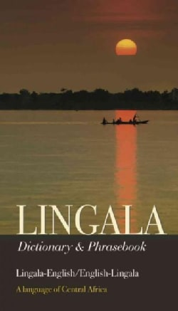 Lingala Dictionary & Phrasebook: A Language of Central Africa (Paperback)