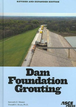 Dam Foundation Grouting (Hardcover)
