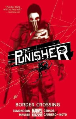 The Punisher 2: Border Crossing (Paperback)