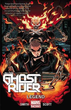 All-New Ghost Rider 2: Legend (Paperback)