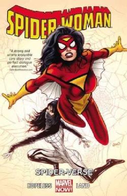 Spider-Woman 1: Spider-Verse (Paperback)