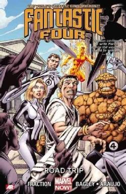 Fantastic Four 2: Road Trip (Paperback)