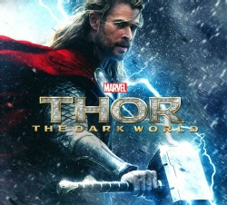 The Art of Marvel Thor: The Dark World (Hardcover)