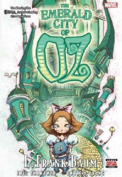 Oz: The Emerald City of Oz (Hardcover)