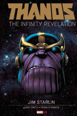 Thanos: The Infinity Revelation (Hardcover)