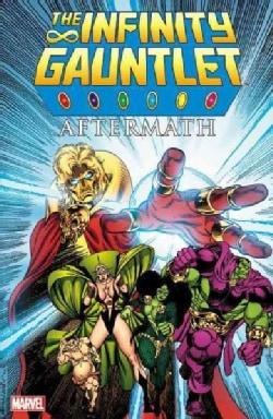 Infinity Gauntlet: Aftermath (Paperback)